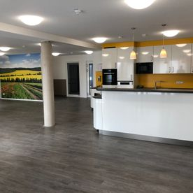 Pflegeappartment Lohne Empfang
